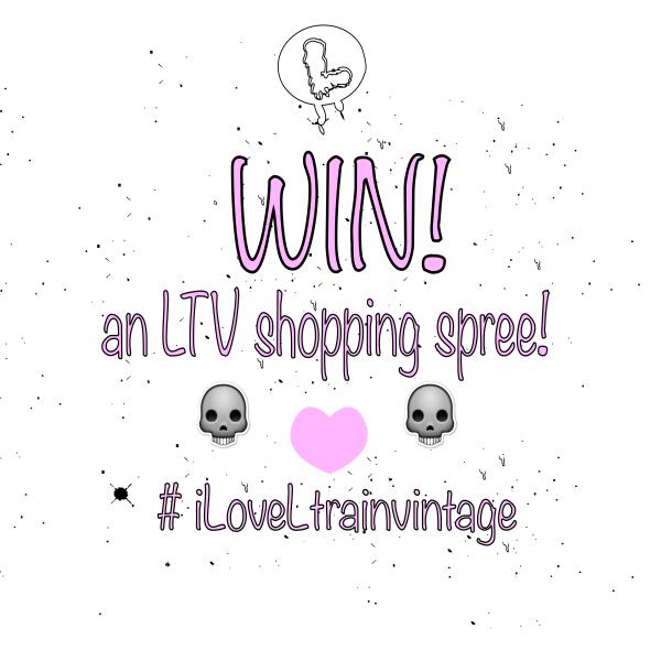 #iloveltrainvintage contest